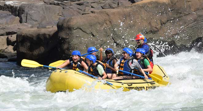 Whitewater Rafting (Take Two)