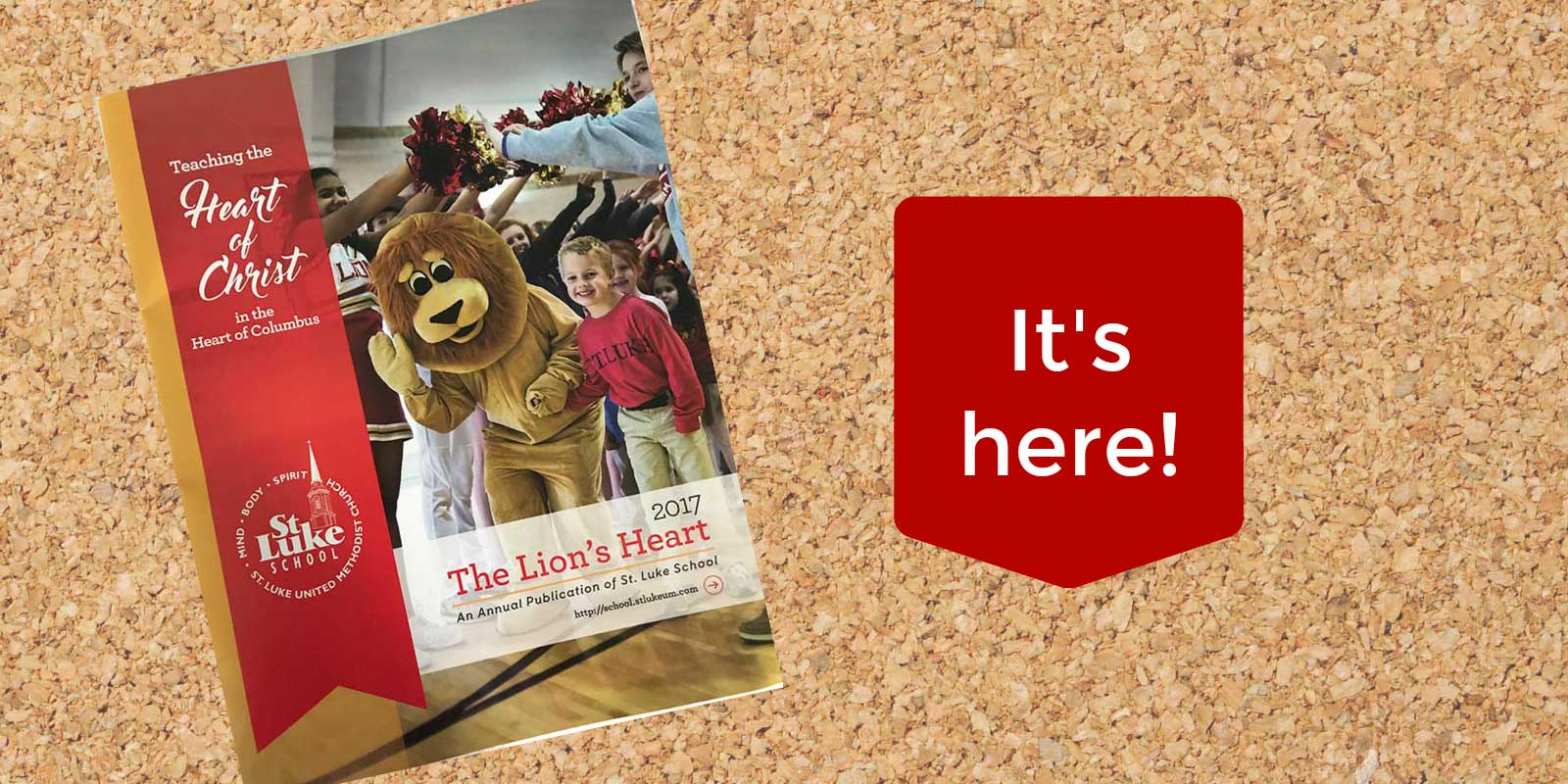Introducing Lion's Heart Magazine – the digital version!